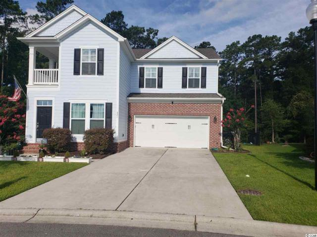 821 Wind Whisper Circle, Murrells Inlet, SC 29576 (MLS #1914275) :: The Hoffman Group