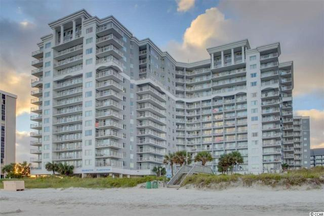 161 Seawatch Dr. #703, Myrtle Beach, SC 29572 (MLS #1914388) :: The Litchfield Company
