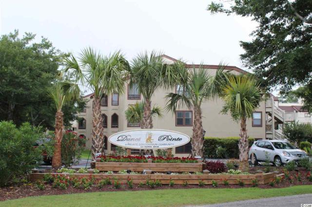 501 Maison Dr. A1, Myrtle Beach, SC 29572 (MLS #1914425) :: Hawkeye Realty