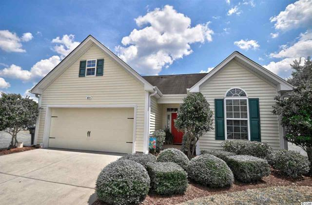 604 Blue Daisy Ct., Loris, SC 29569 (MLS #1914436) :: The Litchfield Company