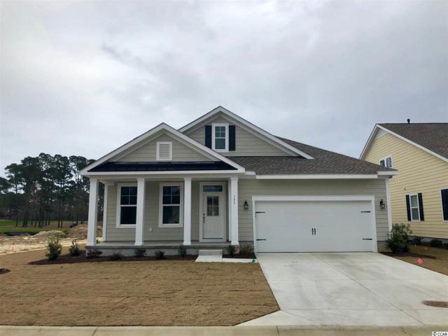 153 Champions Village Dr., Murrells Inlet, SC 29576 (MLS #1914437) :: The Litchfield Company