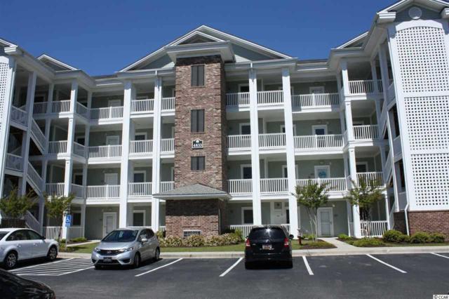 4833 Luster Leaf Circle 66-402, Myrtle Beach, SC 29577 (MLS #1914473) :: Hawkeye Realty