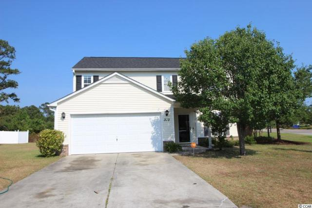 300 Black Willow Ct., Myrtle Beach, SC 29577 (MLS #1914474) :: The Hoffman Group