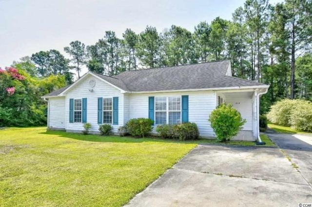 610 Tarrant St., Longs, SC 29568 (MLS #1914514) :: James W. Smith Real Estate Co.