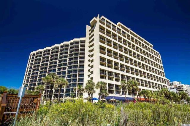 7100 N Ocean Blvd. #920, Myrtle Beach, SC 29572 (MLS #1914521) :: The Litchfield Company