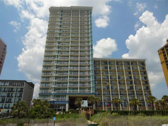 2504 N Ocean Blvd. N #1035, Myrtle Beach, SC 29577 (MLS #1914532) :: The Hoffman Group