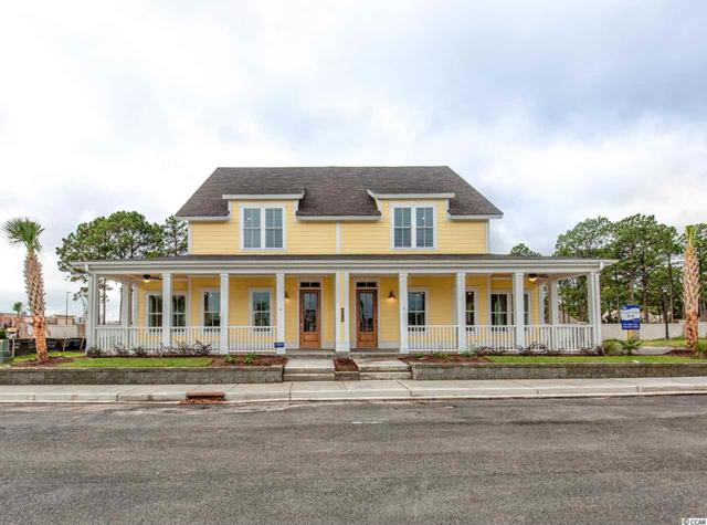 8005-A Laurel Ash Ave. A, Myrtle Beach, SC 29572 (MLS #1914565) :: Garden City Realty, Inc.
