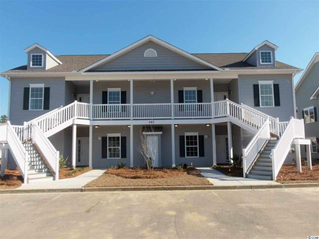 201 Moonglow Circle #101, Murrells Inlet, SC 29576 (MLS #1914566) :: The Litchfield Company
