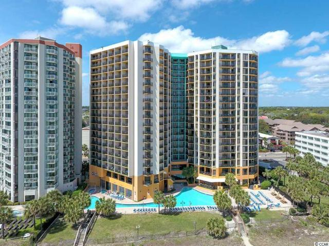 2710 N Ocean Blvd. #822, Myrtle Beach, SC 29577 (MLS #1914579) :: Keller Williams Realty Myrtle Beach