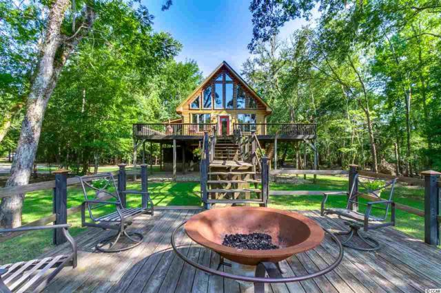 100 Waccamaw River Dr., Conway, SC 29526 (MLS #1914627) :: The Hoffman Group