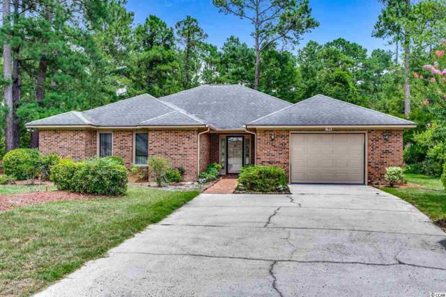 105 Linden Circle, Conway, SC 29526 (MLS #1914683) :: The Greg Sisson Team with RE/MAX First Choice