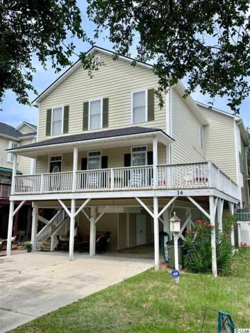14 Pinewood Dr. S, Surfside Beach, SC 29575 (MLS #1914686) :: The Litchfield Company