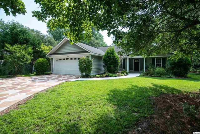 132 Woodville Circle, Pawleys Island, SC 29585 (MLS #1914700) :: The Litchfield Company