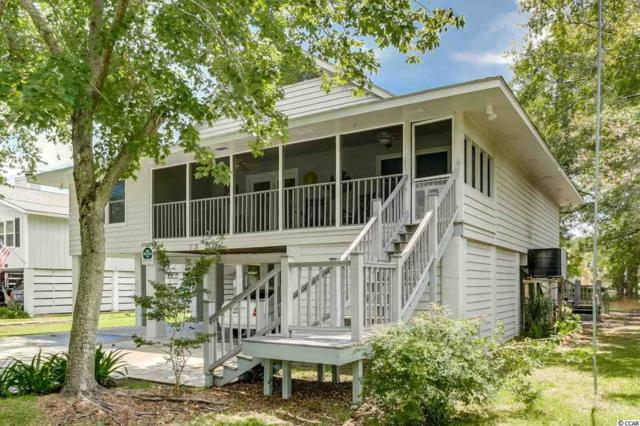 72 Mulberry Ln., Pawleys Island, SC 29585 (MLS #1914725) :: Garden City Realty, Inc.