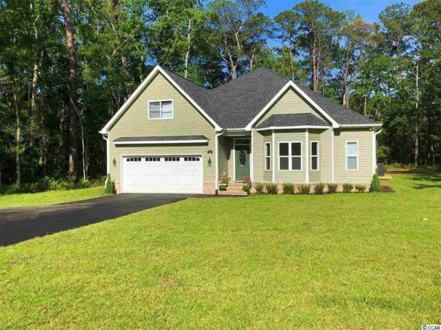 306 Hill Dr., Pawleys Island, SC 29585 (MLS #1914730) :: The Hoffman Group