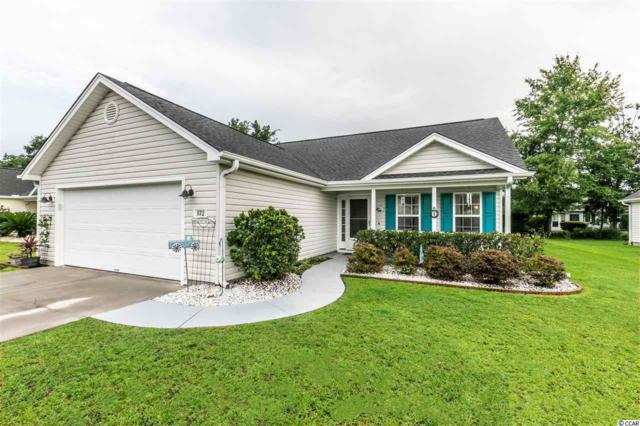 972 Dunrobin Ln., Myrtle Beach, SC 29588 (MLS #1914795) :: James W. Smith Real Estate Co.