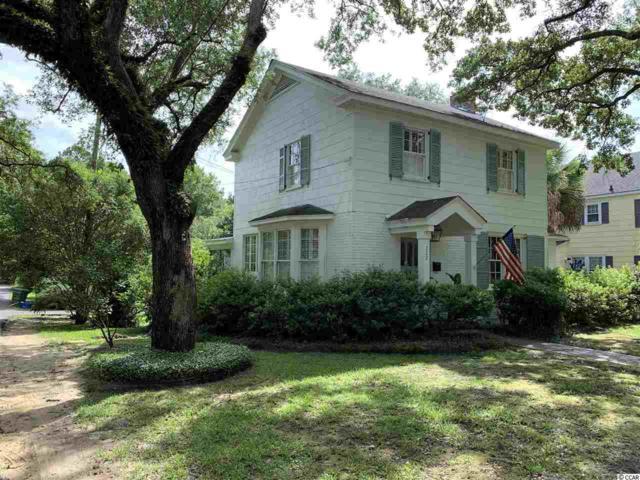 222 Duke St., Georgetown, SC 29440 (MLS #1914826) :: The Lachicotte Company