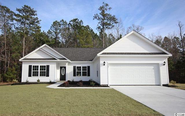 3110 Merganser Dr., Conway, SC 29527 (MLS #1914860) :: The Lachicotte Company