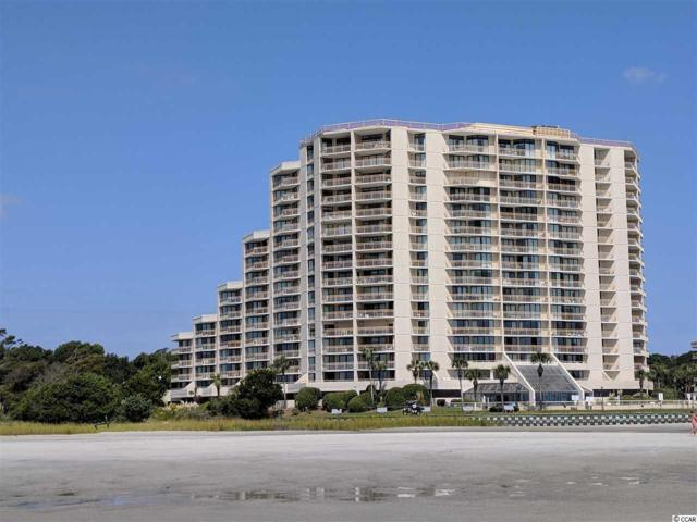 101 Ocean Creek Dr., Myrtle Beach, SC 29572 (MLS #1914874) :: The Hoffman Group