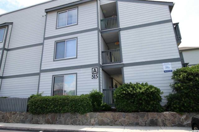 515 N Ocean Blvd. 101-A, Surfside Beach, SC 29575 (MLS #1914902) :: The Hoffman Group
