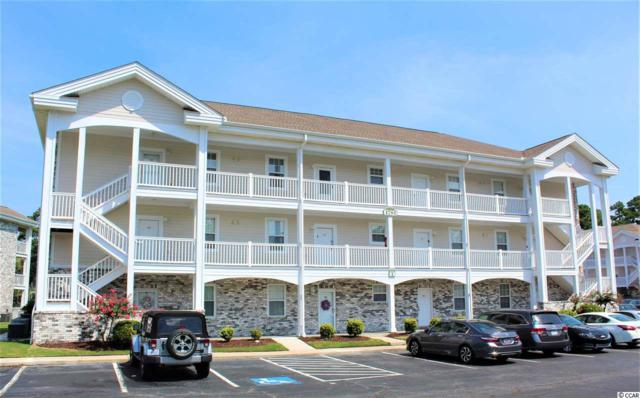 4781 Wild Iris Dr. #104, Myrtle Beach, SC 29577 (MLS #1914904) :: Hawkeye Realty