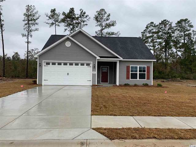 337 Shallow Cove Dr., Conway, SC 29527 (MLS #1914905) :: The Hoffman Group