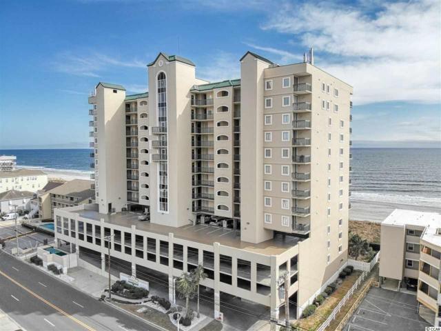 1003 S Ocean Blvd. #401, North Myrtle Beach, SC 29582 (MLS #1914913) :: The Hoffman Group