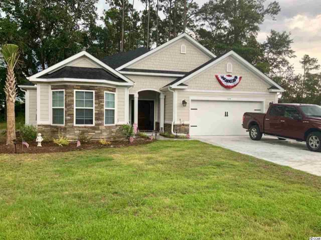 124 Rivers Edge Dr., Conway, SC 29526 (MLS #1914914) :: The Litchfield Company