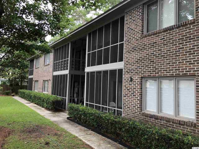 513 38th Ave. N #103, Myrtle Beach, SC 29577 (MLS #1914944) :: The Hoffman Group