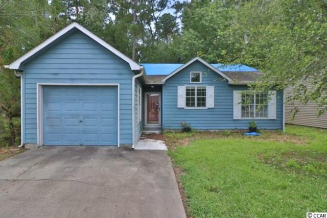 3611 Eagle Trace Dr., Myrtle Beach, SC 29579 (MLS #1914965) :: SC Beach Real Estate