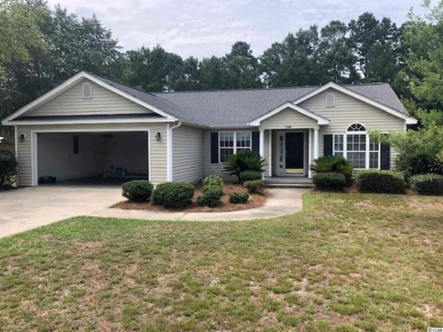 114 Adrianna Circle, Conway, SC 29526 (MLS #1914968) :: The Litchfield Company