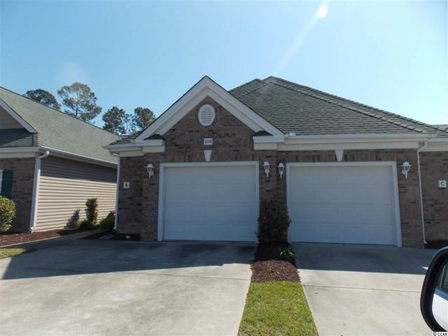 300 B Nut Hatch Ln. B, Murrells Inlet, SC 29576 (MLS #1914991) :: The Hoffman Group