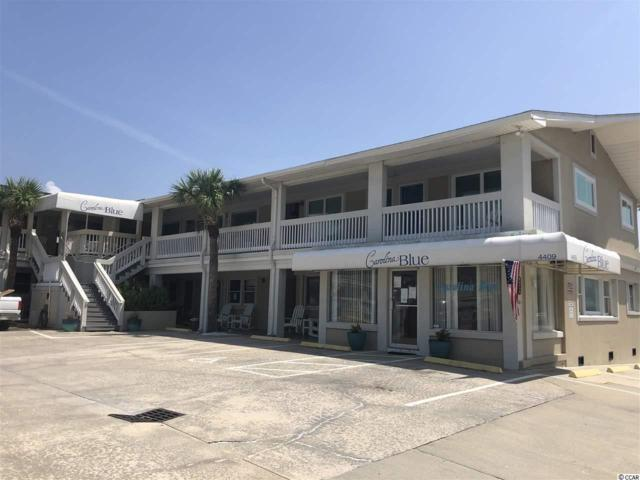 4409 Ocean Blvd. N #102, North Myrtle Beach, SC 29582 (MLS #1914992) :: The Litchfield Company