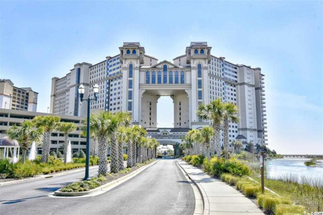 100 North Beach Blvd. #1018, North Myrtle Beach, SC 29582 (MLS #1915017) :: Leonard, Call at Kingston