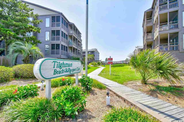 208 N Ocean Blvd. #224, North Myrtle Beach, SC 29582 (MLS #1915019) :: The Lachicotte Company