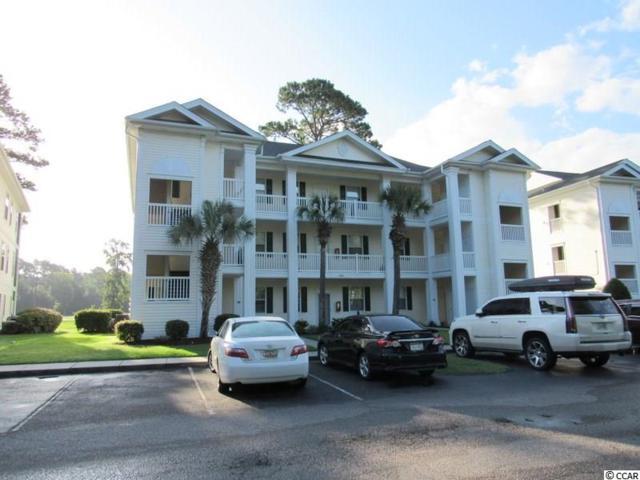 650 River Oaks Dr. 46-I, Myrtle Beach, SC 29579 (MLS #1915038) :: The Litchfield Company