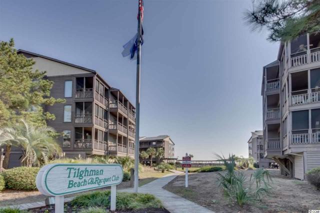 108 N Ocean Blvd. #303, North Myrtle Beach, SC 29582 (MLS #1915074) :: The Hoffman Group