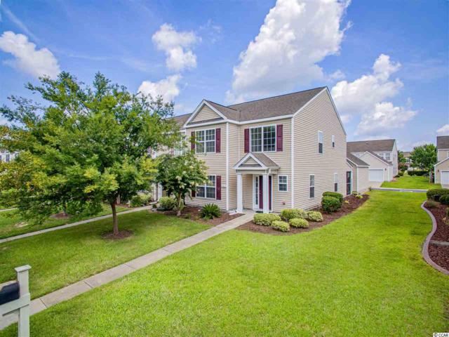 1163 Harvester Circle #1163, Myrtle Beach, SC 29579 (MLS #1915097) :: The Lachicotte Company