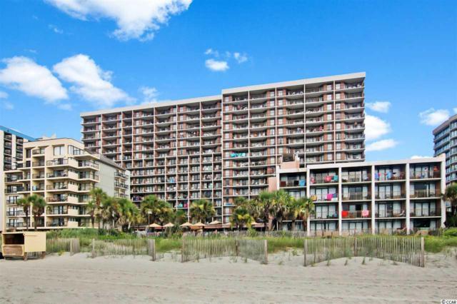 7200 N Ocean Blvd. #116, Myrtle Beach, SC 29572 (MLS #1915167) :: Hawkeye Realty