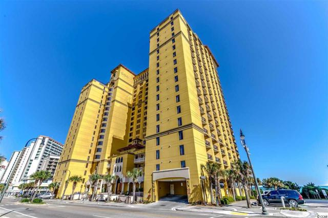 2600 N Ocean Blvd. #1715, Myrtle Beach, SC 29577 (MLS #1915229) :: The Hoffman Group