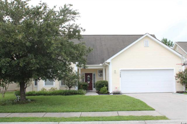 752 Indian Wood Ln., Myrtle Beach, SC 29588 (MLS #1915242) :: The Litchfield Company
