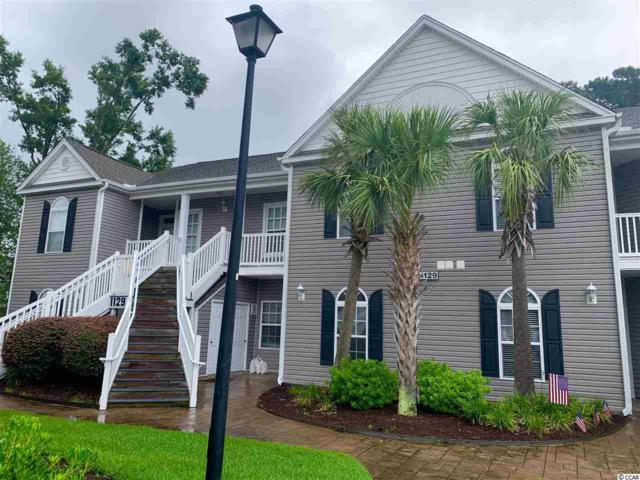 1129 Peace Pipe Pl. #102, Myrtle Beach, SC 29579 (MLS #1915243) :: The Lachicotte Company