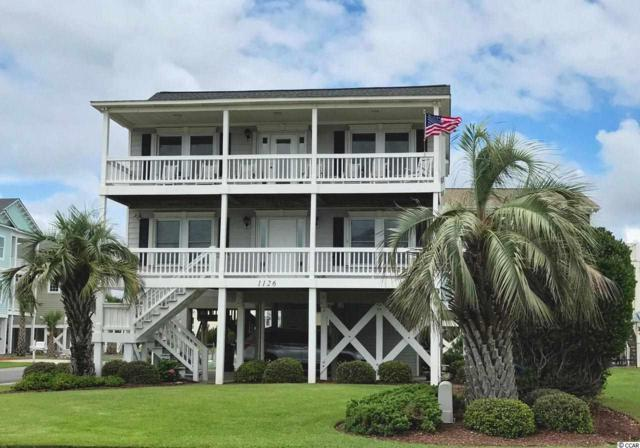 1126 Ocean Blvd., Holden Beach, NC 28462 (MLS #1915249) :: The Hoffman Group
