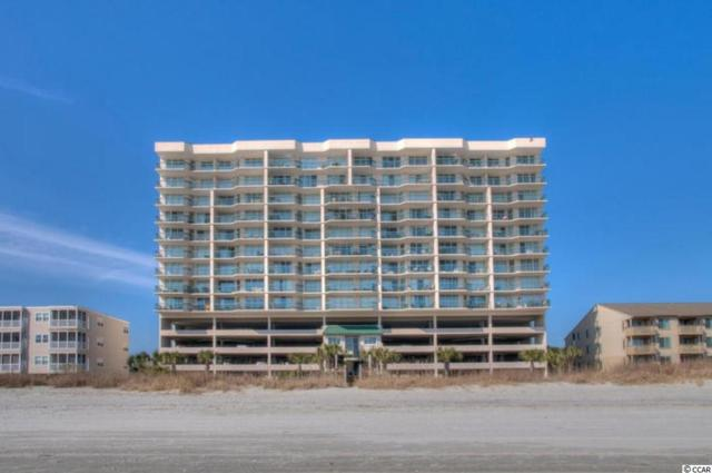 1003 S Ocean Blvd. #504, North Myrtle Beach, SC 29582 (MLS #1915251) :: The Litchfield Company