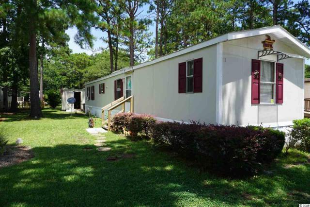 11 Spinnaker Ln., Garden City Beach, SC 29576 (MLS #1915268) :: SC Beach Real Estate