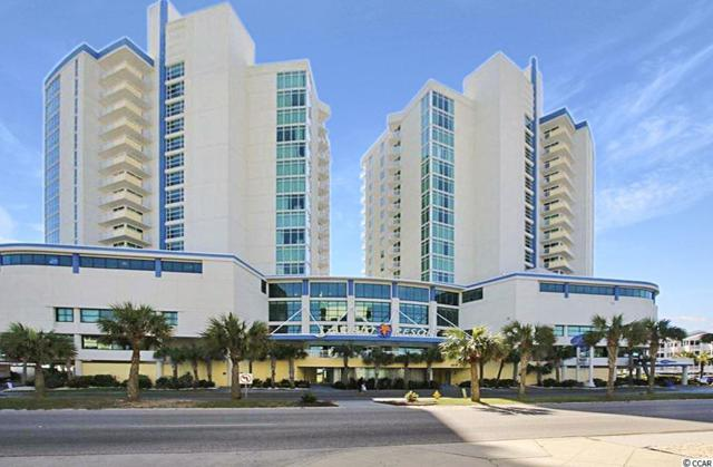300 N Ocean Blvd. #412, North Myrtle Beach, SC 29582 (MLS #1915284) :: The Hoffman Group