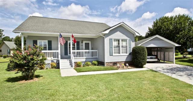 1302 Timber Ct., Murrells Inlet, SC 29576 (MLS #1915315) :: United Real Estate Myrtle Beach