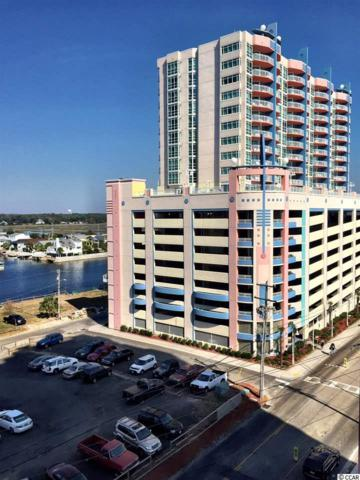 3601 N Ocean Blvd. #1034, North Myrtle Beach, SC 29582 (MLS #1915341) :: Garden City Realty, Inc.