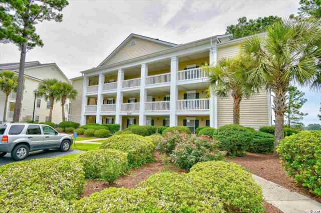 4950 Windsor Green Way #102, Myrtle Beach, SC 29579 (MLS #1915435) :: The Lachicotte Company