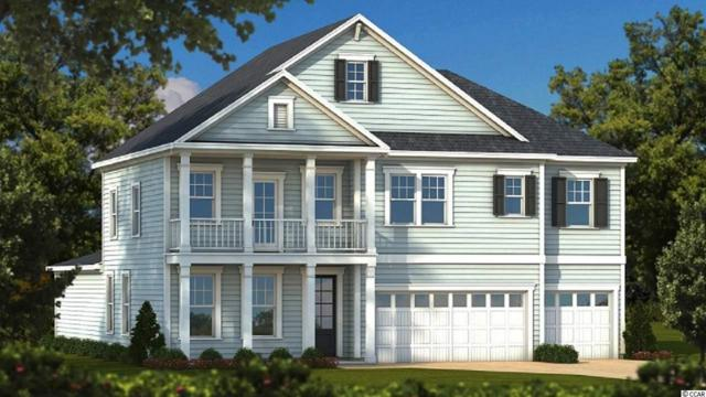 6186 Chadderton Circle, Myrtle Beach, SC 29579 (MLS #1915459) :: The Litchfield Company